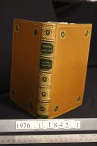 Image of THOMAS CARLYLE/ SARTOR RESARTUS/ THE LIFE AND OPINIONS OF/ HERR TEUFELSDROCKH/ IN THREE BOOKS (Vol. 1 of 31) - Carlyle, Thomas