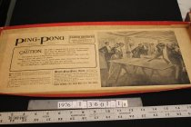 Image of Set, Table Tennis - 1800s, late