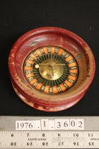 Image of Wheel, Roulette -