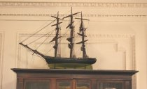 Image of Model, Ship -