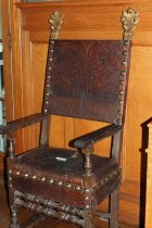 Image of Chair, Hall - 16th c. late to 17th c. early