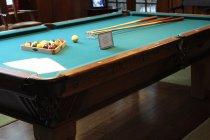 Image of Table, Billiard - 1900 ca