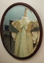 Image of Child's Dress, back