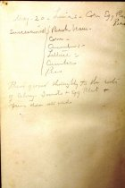 Image of Notes at rear