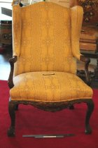 Image of Chair - 1800s