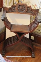 Image of Chair - 1900 ca.