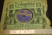Image of Record, Phonograph -
