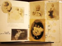 Image of Constance Pardee Baby Book
