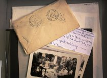 Image of Pardee Family Ephemera letters, photos 2