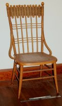 Image of Rattan chair
