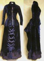 Image of Dress - 1895