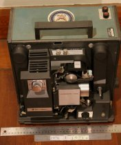 Image of Projector, Motion-picture -