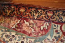 Image of Rug condition detail