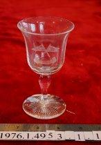 Image of Glass, Stemmed - 1895-1904