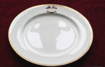 Image of Plate, Dinner - 1895 - 1905