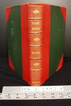 Image of GAME BIRDS: BIRDS THAT HUNT AND ARE HUNTED, LIFE HISTORIES OF ONE HUNDRED and SEVENTY BIRDS OF PREY, GAME BIRDS and WATERFOWLS