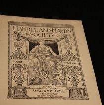 Image of Handel's BELSHAZZAR