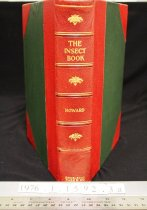 Image of THE INSECT BOOK. A POPULAR ACCOUNT OF THE BEES (sic) WASPS, ANTS, GRASSHOPPERS, FLIES AND OTHER NORTH AMERICAN INSECTS EXCLUSIVE OF THE BUTTERFLIES (sic) MOTHS AND BEETLES, WITH FULL LIFE HISTORIES. TABLES AND BIBLIOGRAPHIES