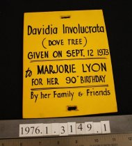 Image of Label - 1973