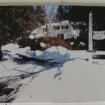 Image of 4948 - Scott's Oldfields - Bel Air Historic House in winter