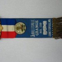 Image of 2008.4.59 - Ribbon, Commemorative
