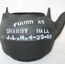 Image of 2008.4.66 - Pot, Hot-water