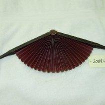 Image of 2009.4.025 - Fan, Handheld