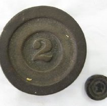 Image of 2009.4.028 - Weight, Balance