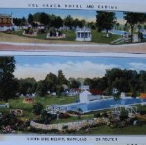Image of 4776 - Del Haven Hotel and cabins.