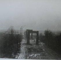 Image of 5090 - U.S. Rte 40 (Thomas Hatem) Bridge During Construction