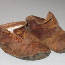 Image of 2010.20.002 - Shoe, Child's