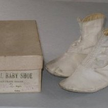 Image of 2010.14.007 - Shoe, Child's
