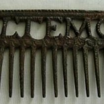 Image of 2010.14.067 - Comb