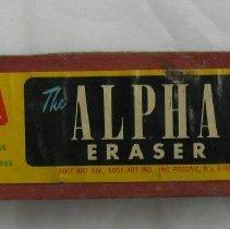 Image of 2010.4.006 - Eraser