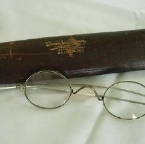 Image of 2010.14.072 - Case, Eyeglasses