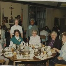 Image of 3964 - Legion of Mary church group at St. Margarets Church