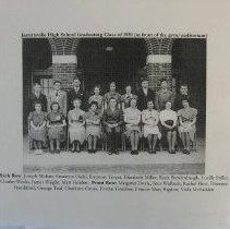 Image of 3979 - Jarrettsville High School Graduation Class of 1939