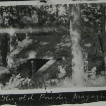 Image of 2736 - APG Old Baltimore - Powder Magazine
