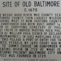 Image of 2565 - A.P.G. - Old Baltimore Site