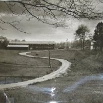 Image of 2414 - Wayde Chrismer's son's Harford County Farm - 1950