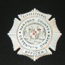 Image of 2842 - Detention Center - Correctional Officer Badge