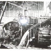 Image of 2564 - Hookers Mill Wheel and Race