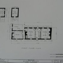 Image of 1874 - Rumsey House Floor Plan