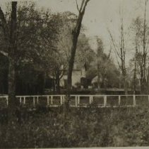 Image of 1379 - Shure's Landing on the Susquehanna-Tidewater Canal with Lock #6.