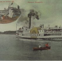 Image of 3858 - Steamer Annapolis in Havre de Grace, Maryland