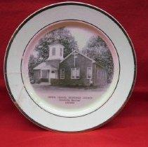 Image of 2012.4.021 - Plate, Commemorative