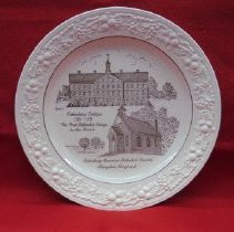 Image of 2012.4.027 - Plate, Commemorative