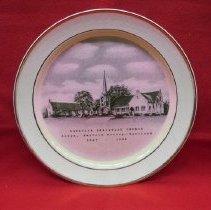 Image of 2012.4.032 - Plate, Commemorative