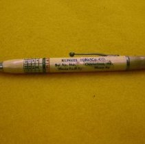 Image of 2012.4.057 - Pencil