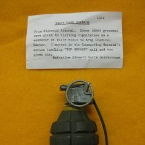 Image of 2013.4.041 - Grenade, Incendiary